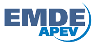 Logo der EMDE APEV  Altpapier-Erfassung und -Verwertung GmbH in Bruchköbel