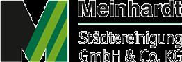 Logo der Meinhardt Städtereinigung GmbH & Co. KG in Bensheim